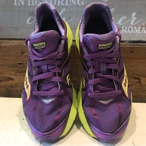Saucony Shoes - Saucony kinvara 4 running shoes women 7 purple